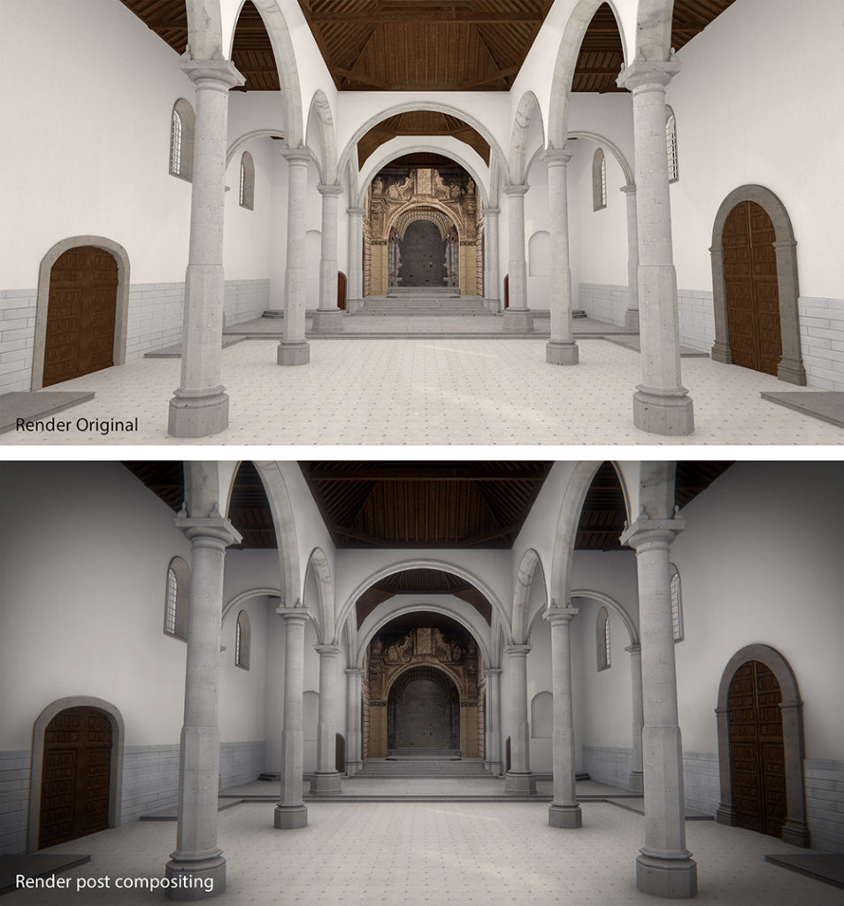 COMPOSITING. POST-PROCESO CON BLENDER